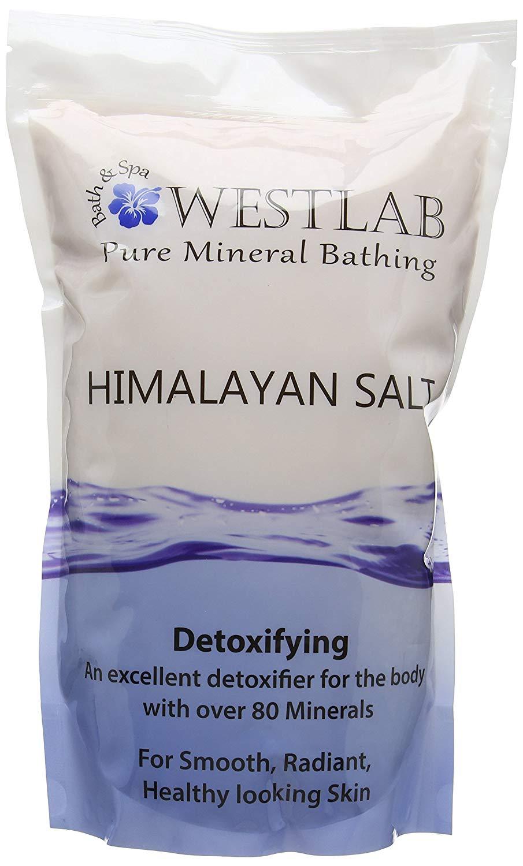 Westlab Himalayan Pink Salt 2kg £2.99  Home Bargains