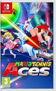 Mario Tennis Aces - Nintendo Switch £29.62 @ Simply games Ebay