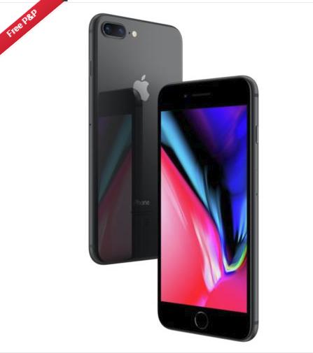iPhone 8 Plus 64gb Space Grey  £564 Argos Ebay