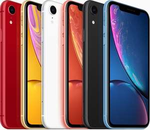 Apple iPhone XR 64GB £674 w/code @ Currys eBay Delivered / Argos eBay C+C