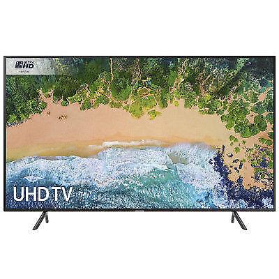 Samsung UE40NU7120 40 inch SMART 4K UHD TV use code POWPOW15 - £271.15 @ Crampton and Moore / eBay
