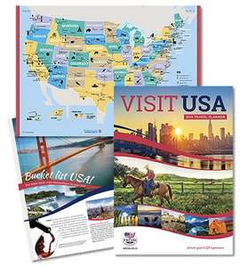 free copy of the 2019 visit usa travel planner view free online or
