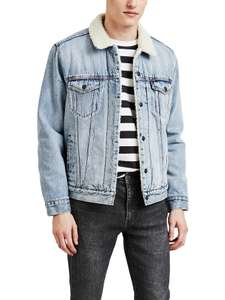 Levi's Denim Truckers Jacket + Free delivery or C+C £66 @  John Lewis & Partners