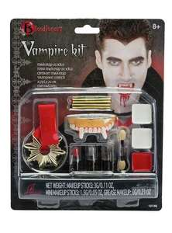 Argos - Halloween Vampire Make-up Set - 0.45p