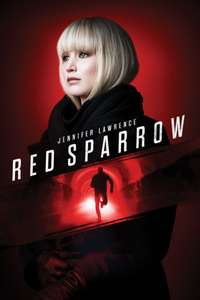 Red Sparrow (4K HDR)  £4.99 @ iTunes