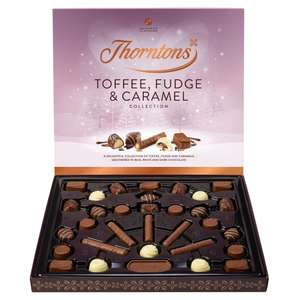 Thorntons Chocolates Classic instore and online for £4