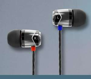 367e8bce83b SoundMAGIC E10 - Refurbished earphones available in silver & red @soundmagic  £24.99