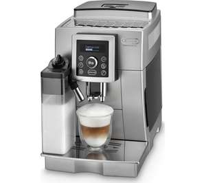 DELONGHI ECAM23.460 Bean to Cup Coffee Machine £329 Claim FREE gifts (usual in-store price £145) when you purchase this product @ Currys