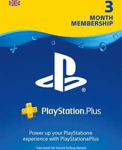 3 Month PS PLUS membership for £13.85 @ ShopTo
