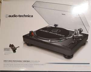 AT-LP120BK-USB Turntable - £179.98 instore at Costco Sheffield