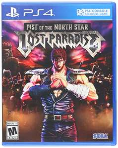 Fist of The North Star: Lost Paradise (PS4) £23.07 Delivered @ Amazon