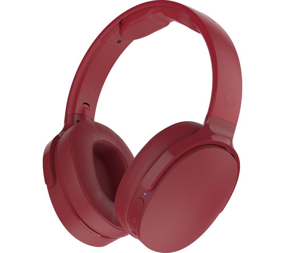 SKULLCANDY Hesh 3 Wireless Bluetooth Headphones (Red/Grey/Black) - £59.99 @ Currys