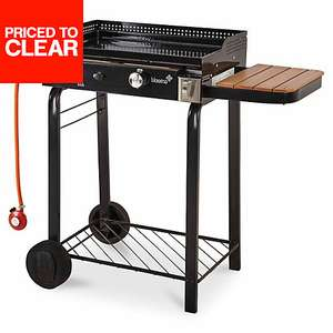 Blooma Fiddle 200 2 Burner Gas Plancha B&Q was £95 now £50 free del