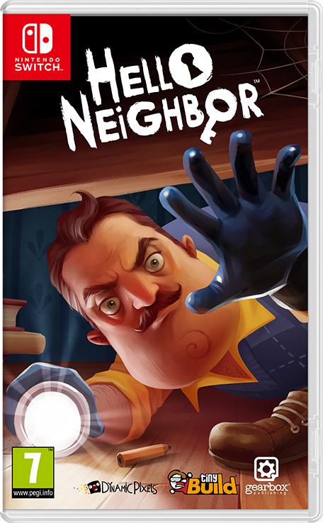 Hello neighbour - £17.99 @ Nintendo E-Store