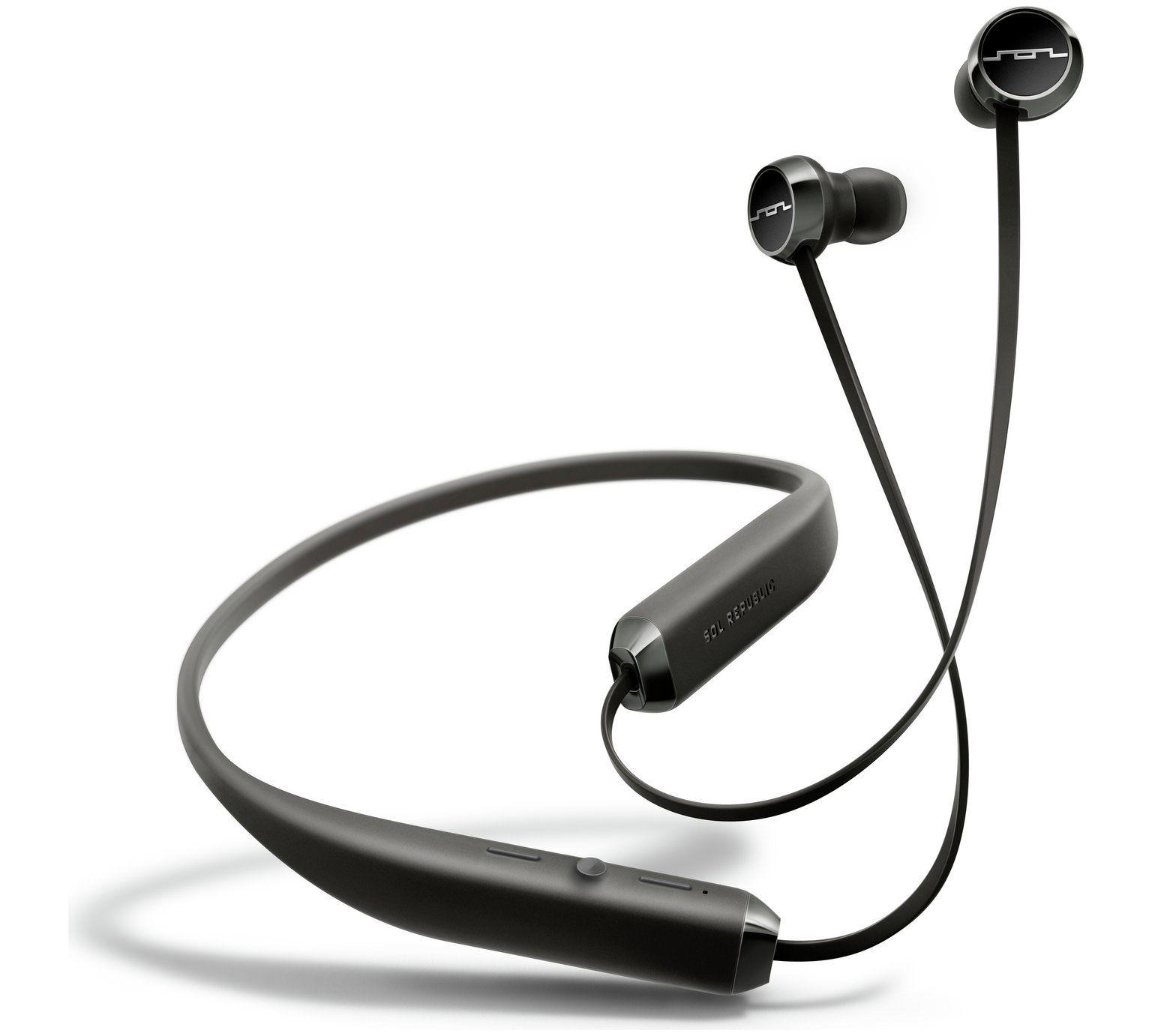 SOL Republic Shadow In - Ear Bluetooth Headphones - Black £39.99 @ argos.co.uk