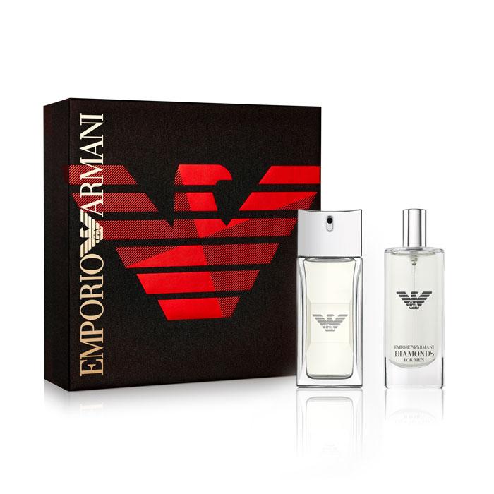 Giorgio Armani  Diamonds  Eau De Toilette 50ml Gift Set £32.92 @ Fragrance Shop