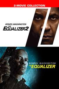 The Equalizer 2-Movie Collection £12.99 @ iTunes