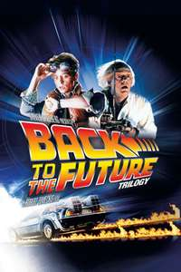 Back to the Future Trilogy (HD) £5.99 @ iTunes
