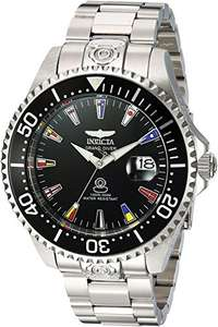 Invicta 21323 Men's 'Pro Diver' 47mm Automatic Stainless Steel 200M WR Watch, Silver-Toned £82.31 @ Amazon US (Other Invictas In Post)