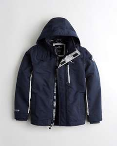 Hollister Fleece-lined Jacket reduced from £79 to £39.50! (cali club members)
