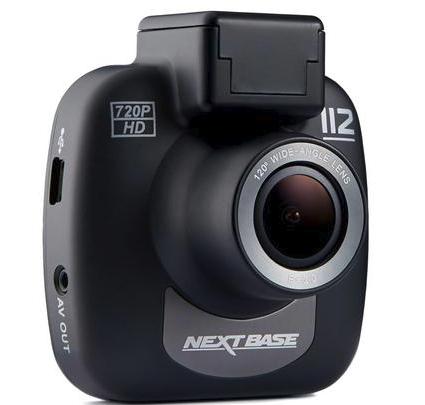 Nextbase Dash Cam 112 £36 @ Halfords