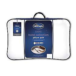 Silentnight Hotel Collection Pillow - Pack of 2 £10.00 Instore @ Tesco