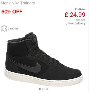 Nike Hi Top trainers - £24.99 delivered @ Deichmann