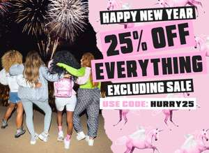 25% off at Prettylittlething
