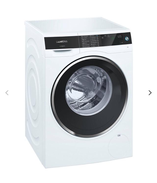 Siemens WM4UH640GB Freestanding Washing Machine £799 - plus 3 year John Lewis & Partners guarantee