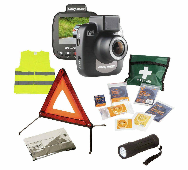Nextbase 112 Dash Cam and Emergency Car Kit reduced to £39.99 @ Argos