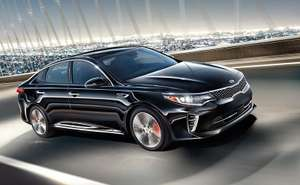 Kia Optima Sportswagon 1.6 CRDi '2'  - 3 year lease, Initial payment £214.99 + 35 payments of £214.99 - £7,740 @ Yes lease
