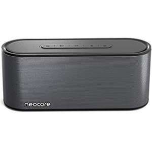 neocore WAVE A3.60 20W Portable Wireless Bluetooth Speaker £26.95 In stock. Sold by MangoMobile (UK,VAT reg) and Fulfilled by Amazon