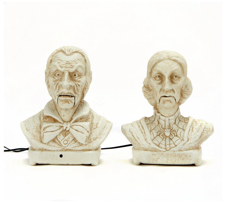 Halloween Wired Interactive Busts £2.49 @ Argos