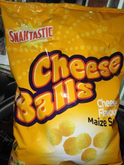 Cheese Balls - 99p @ LIDL