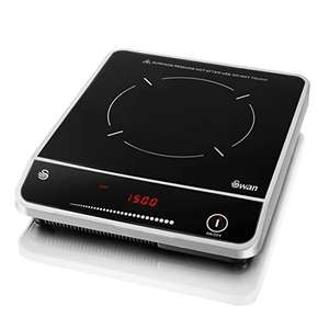 Swan 2000W Touch Control Induction Hob £19.99 instore @ Roys of Wroxham