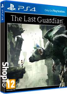 The Last Guardian (PS4) £12.85 Delivered @ ShopTo