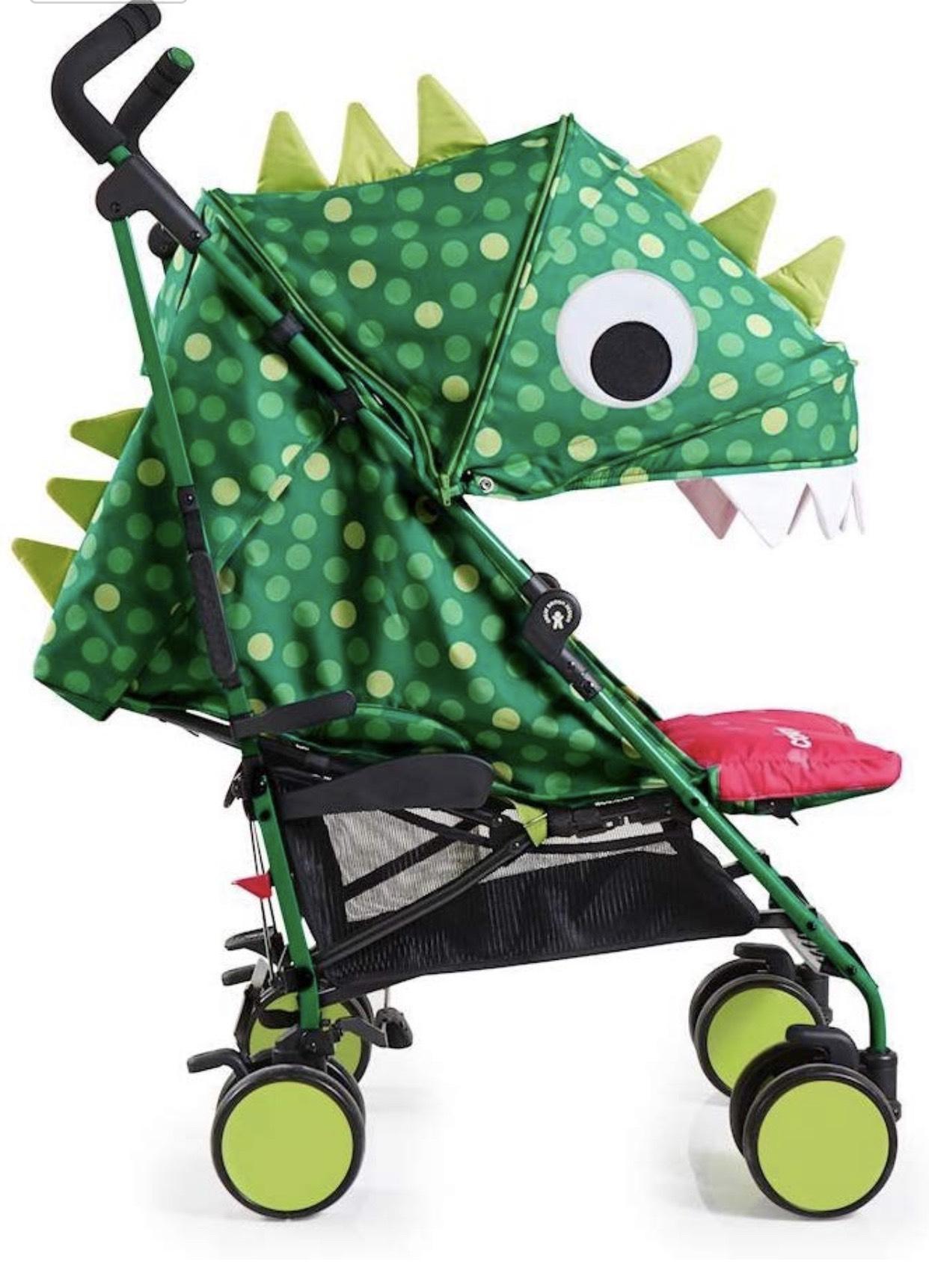 Cosatto Supa 2018 Stroller Dino Mighty £89.99 @ amazon