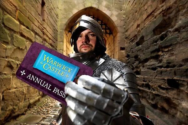Warwick Castle  Half Price Annual Pass £15 @ Planet Radio