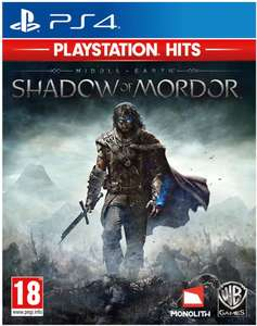 PlayStation Hits - Shadow of Mordor for £9.85 Delivered @ Shopto