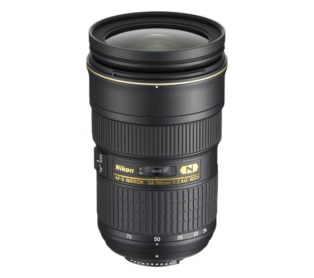 Nikon 24 - 70 f2.8 lens £1,349.00 @ Currys & PC World