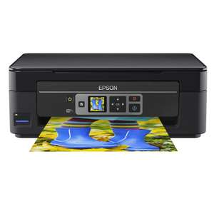 Epson Expression Home XP-352 Print/Scan/Copy Wi-Fi Printer for £24.39 delivered @ Amazon UK