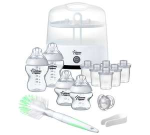 Tommee Tippee Electric Steam Steriliser Set  Was £64.99 Now £34.99  @ Argos free C&C