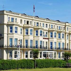 Eastbourne - Best Western Lansdowne 1 night Hotel Stay for Two + Breakfast, Cream tea & Small Prosecoo £59 per night @ Travelzoo (£29.50pp)