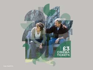 £3 Cinema Tickets at the BFI for 25 & Under