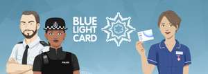 £15 Anywhere to Anywhere Return on National Express - tickets via Blue Light Card (for Emergency Services Staff)