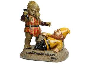 Gorn Star Trek Garden Gnome £10.31 (Prime) £14.80 (Non Prime) @ Sold by Findmeagift and Fulfilled by Amazon