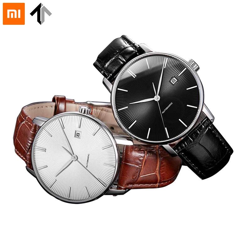 Xiaomi youpin W001M Automatic Watch Miyota 821A, 41 Hr Power Reserve, Sapphire, 50M WR - Black £50/White £54.93 @ Aliexpress (MC-TECH Store)