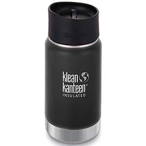 Klean Kanteen Wide 355ml Vacuum Insulated Stainless Steel Bottle - £15 @ Urban Outfitters