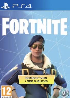 Fortnite bomber pack at CDKeys for £9.49