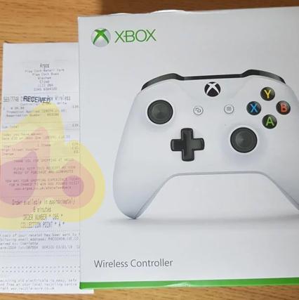 Xbox One Wireless  Controller £29.99 at Argos instore (Wrexham)